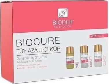 Bioderma Bioder Biocure Tüy Azaltıcı Yüz Kürü 3x5 ml Renksiz